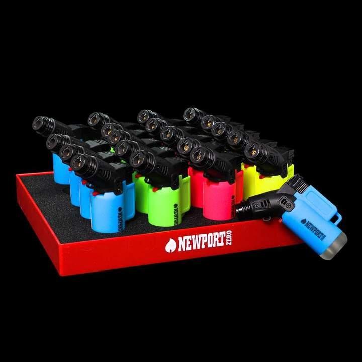 Newport Newport Zero Handheld Torch - Rubber Finish