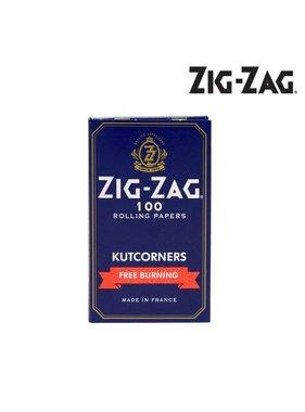 Zig-Zag Zig-Zag Blue Free Burning Papers