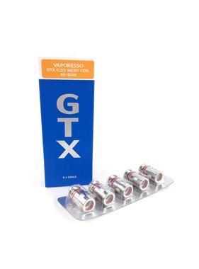 Vaporesso Vaporesso GTX Coils (Pack of 5)
