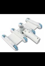 "Waterco Flexible Vacuum Head PRO, 8-wheeled/12"" for Tile Pool; UV stabilized"
