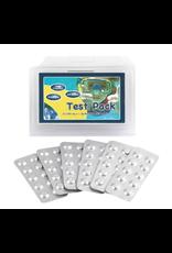 Lovibond Rapid Refill Pack for Chlorine/pH; DPD No 1 & Phenol Red Rapid (30 Tablets/3 Strips each)