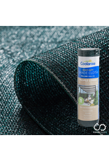 Coolaroo 1.83 x 3m  People Cover Shade Cloth, 90% UV Protection, Color Rain Forest