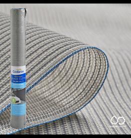 Coolaroo 1.83 x 3 m Shade Cloth, 70% UV Protection, Color Stone