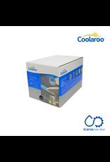 Coolaroo Commercial Grade Sail Square 5.4m, Color Graphite