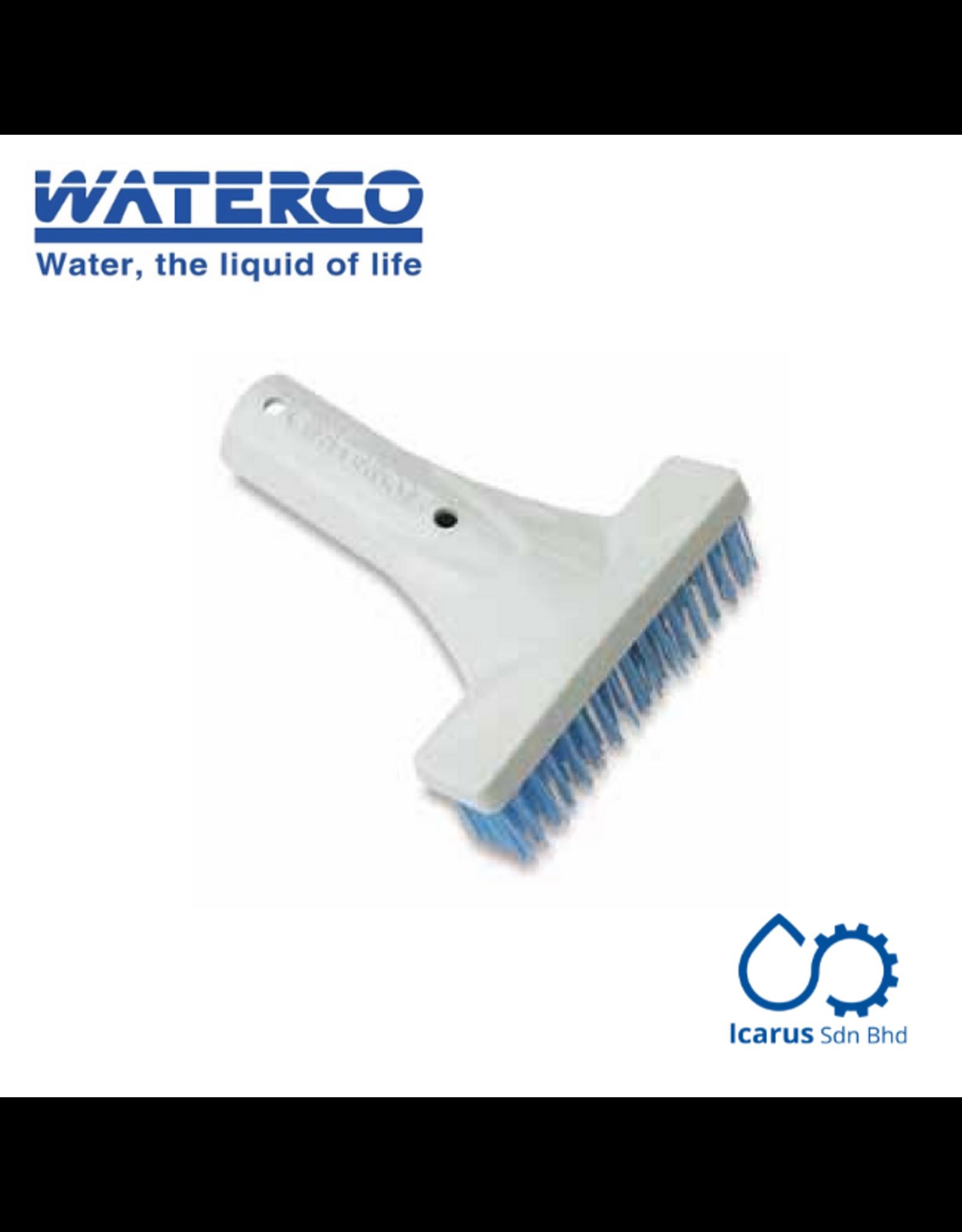 Waterco Algae Brush PRO, 12 inch, Blue Bristle