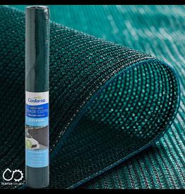 Coolaroo 1.83 x 3 m Shade Cloth, 70% UV Protection, Color Rain Forest