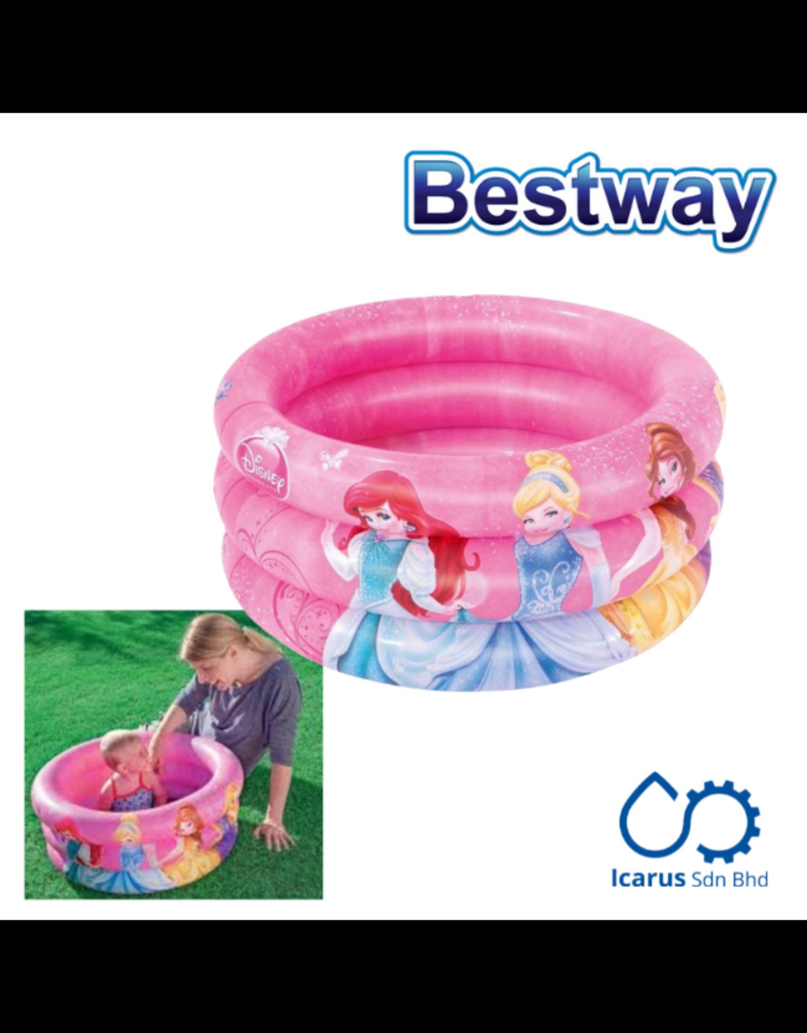 Bestway Bestway Disney Princess Baby Pool 28.4 x 27 x 4.2 cm