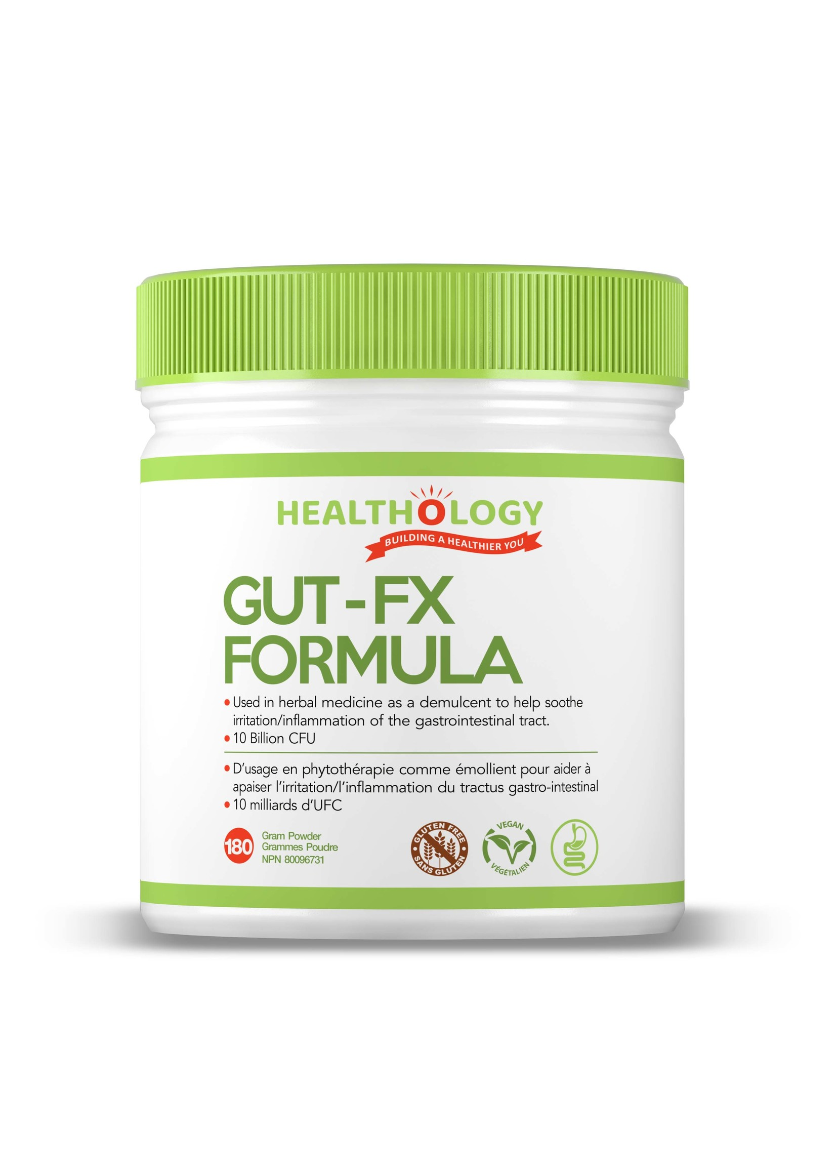 Healthology Healthology GUT-FX 180g