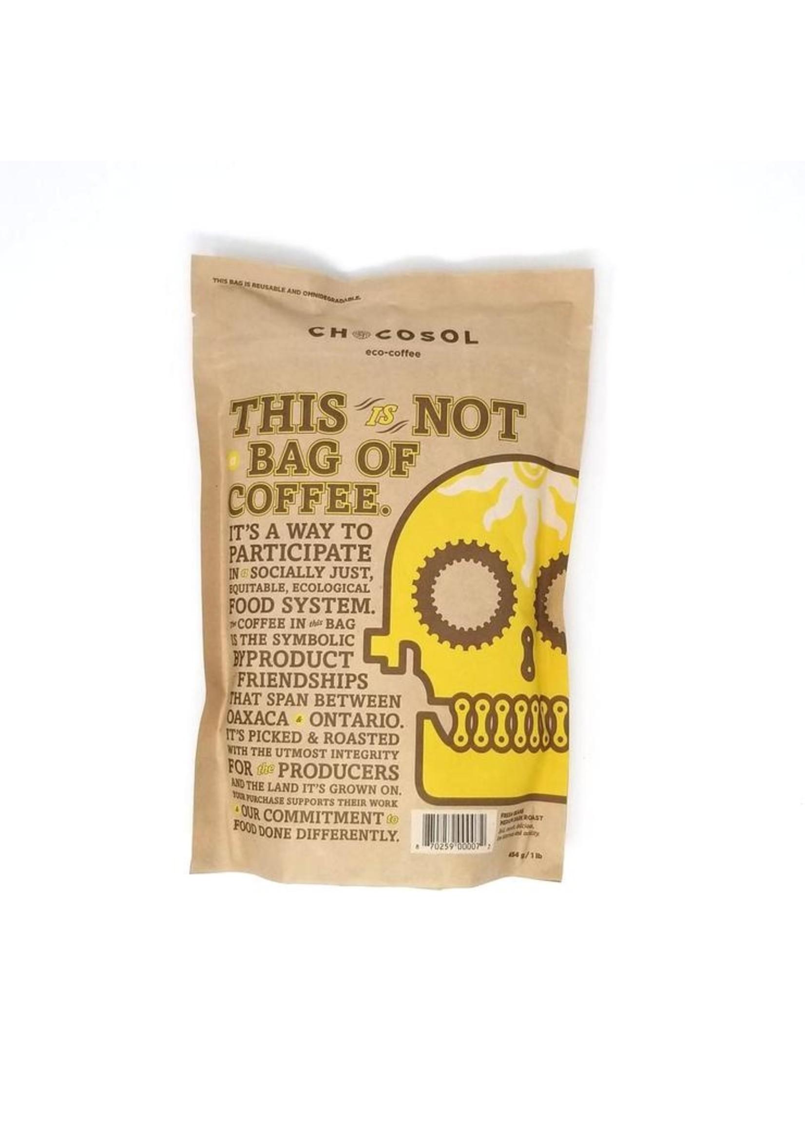 Chocosol Chocosol Whole Bean Coffee Oaxaca Profundo 454g