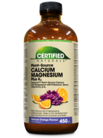 Certified Naturals Certified Naturals Cal-Mag Liquid Orange 450ml