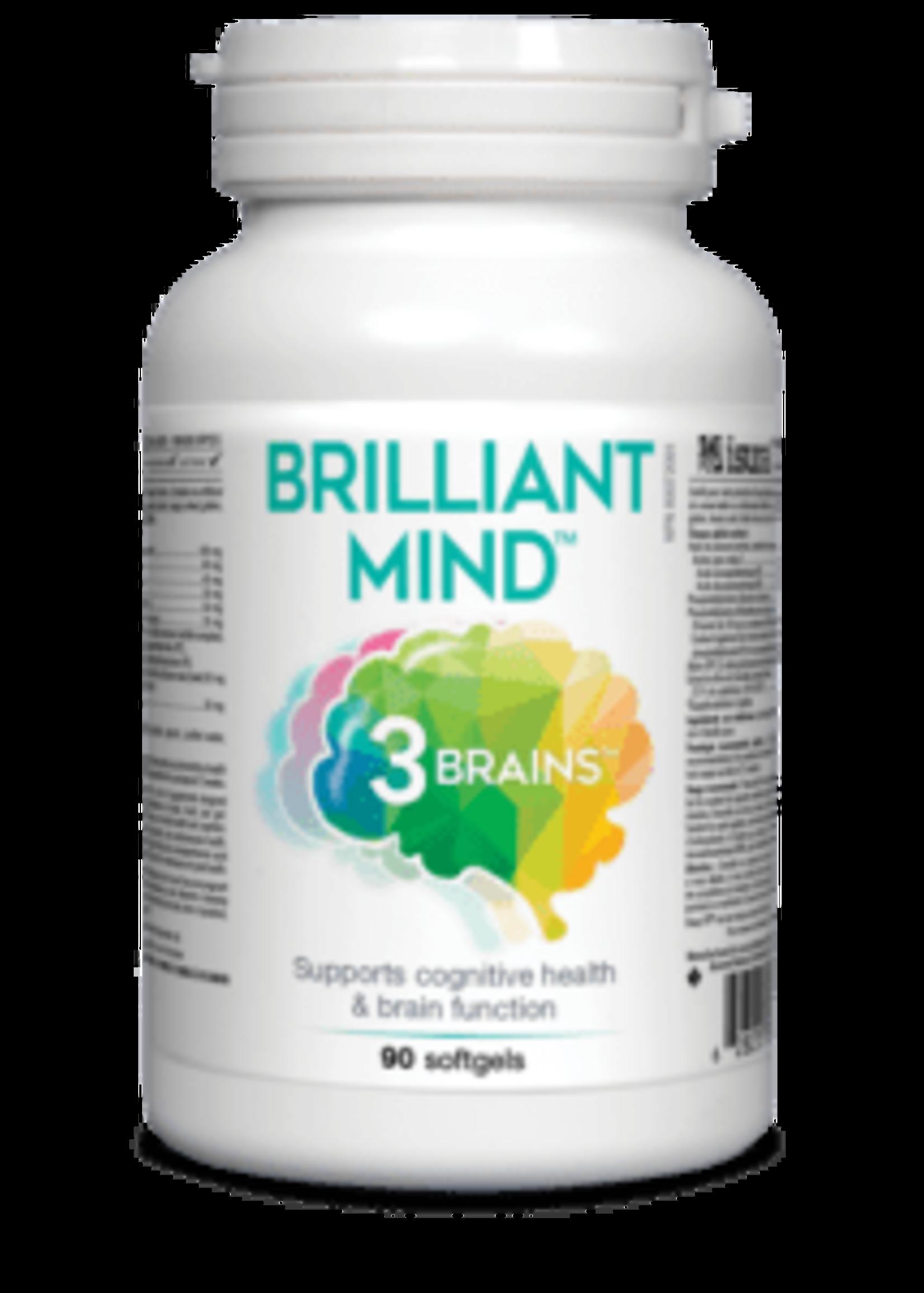 3 Brains 3 Brains Brilliant Mind 90 sgs