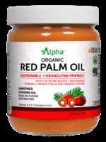 Alpha Health Alpha Health Organic Red Palm Oil 475ml