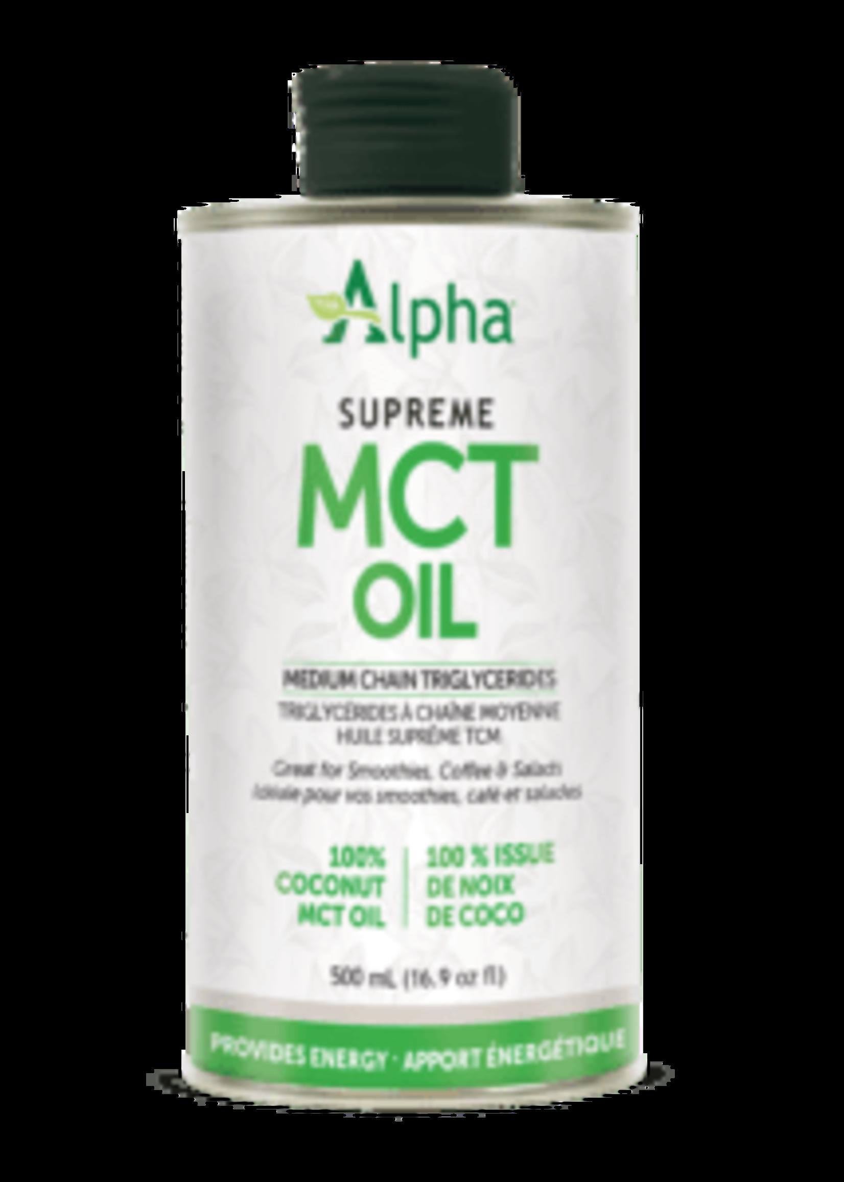 Alpha Health Alpha Health Supreme 60/40 MCT oil 500ml