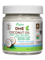 Alpha Health Alpha Health DME™ 110ml - peppermint  in a glass jar