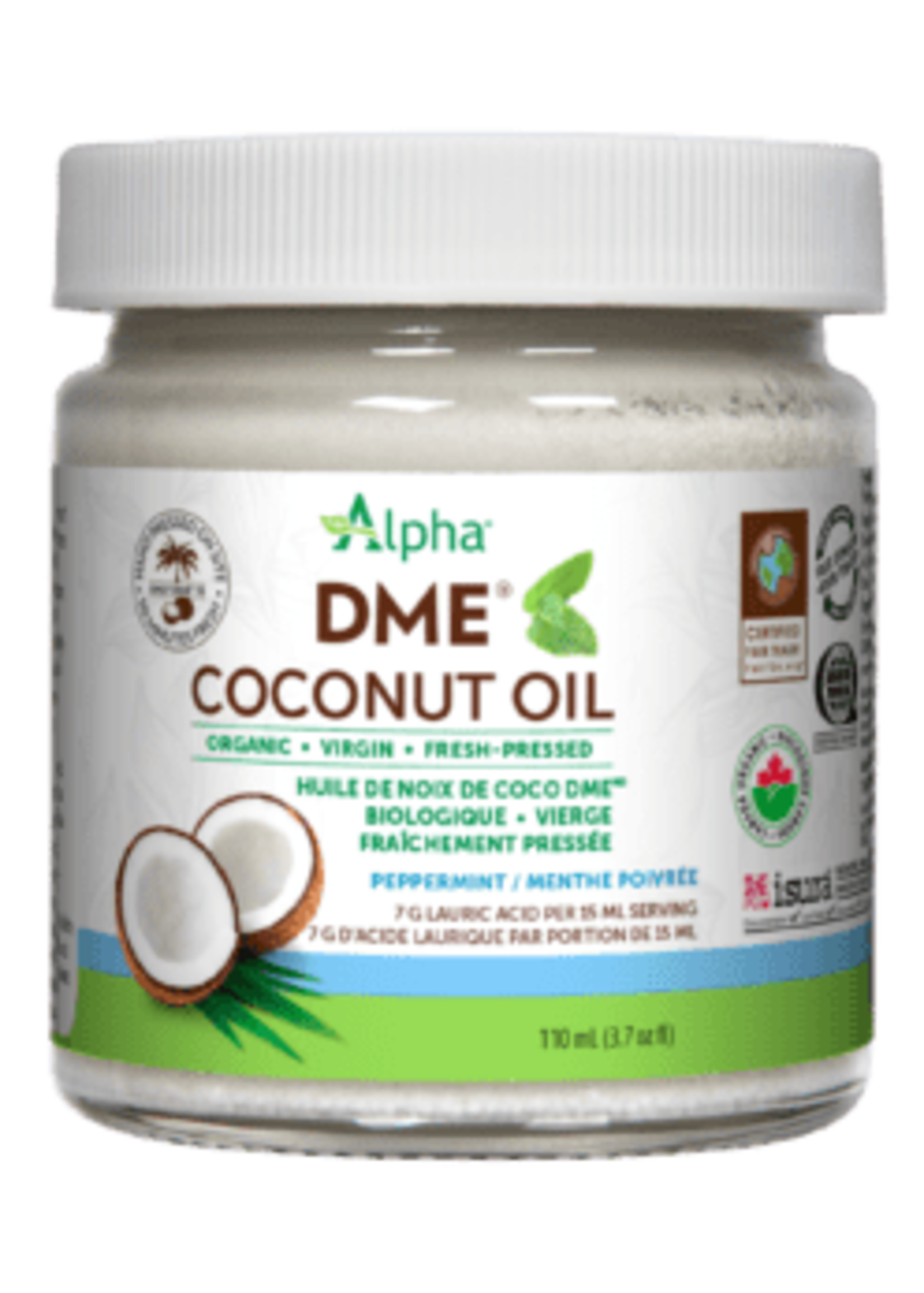 Alpha Health Alpha Health DME™ 110ml - peppermint