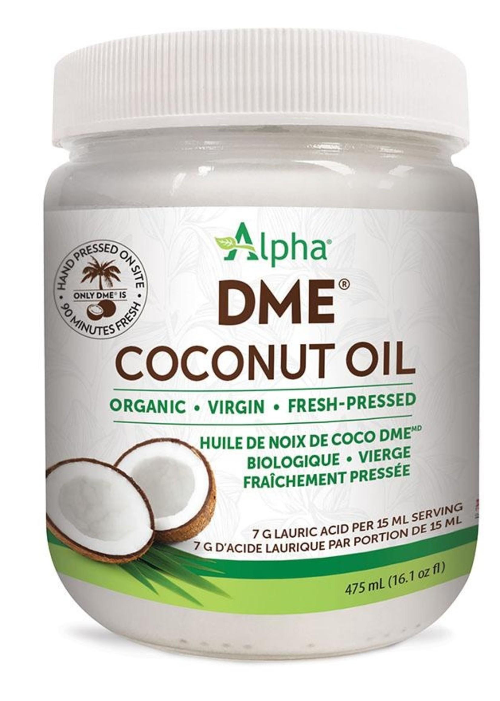 Alpha Health Alpha Health DME™ 475ml glass jar