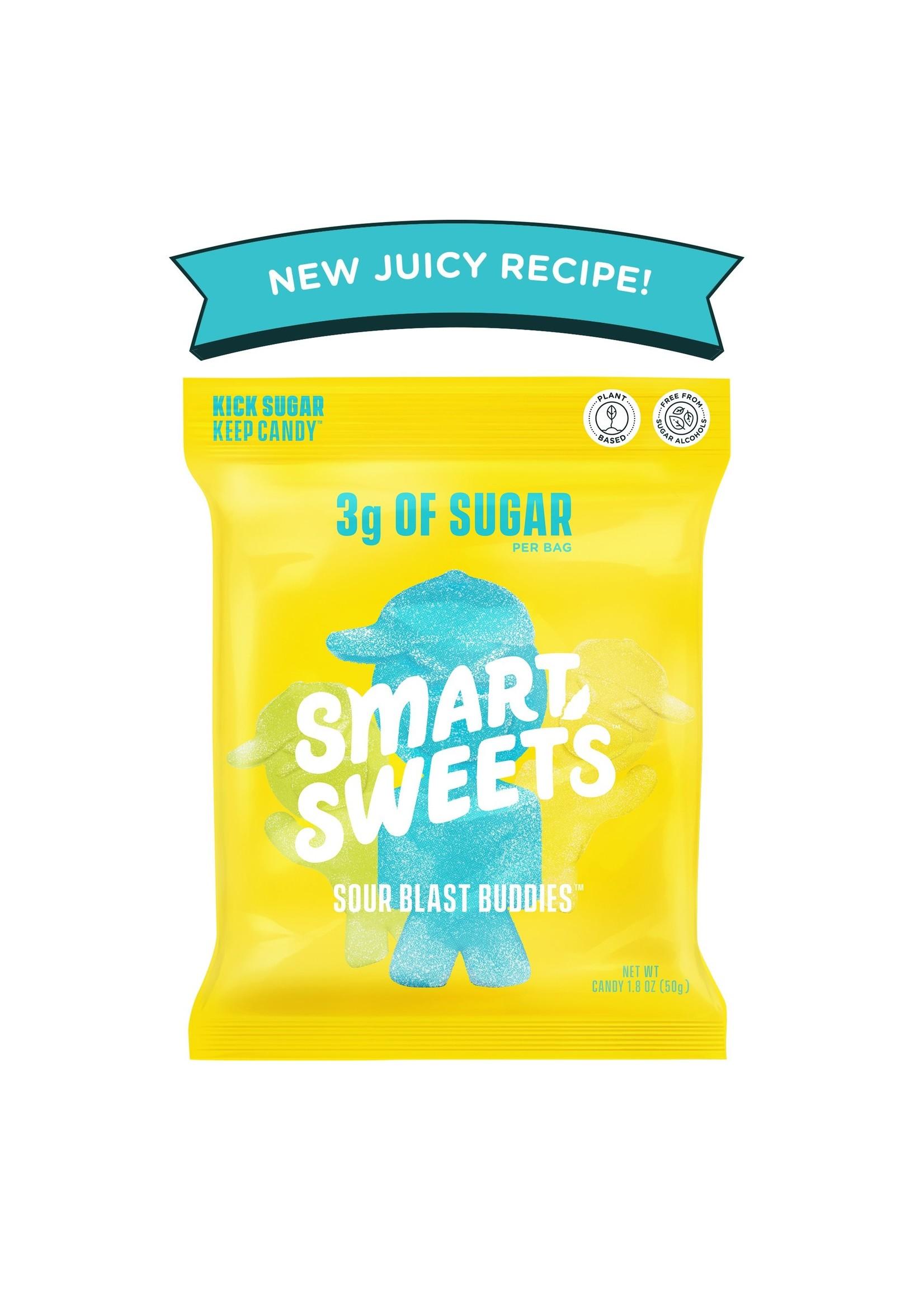SmartSweets SMARTSWEETS SOUR BLAST BUDDIES 50G