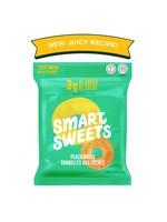 SmartSweets SMARTSWEETS-PEACH RINGS 50G