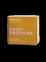 Routine ROUTINE-SWEET EMOTIONS MINIS KIT 4X5G