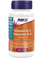 Now Now Vitamin D3 1000IU 180caps- Thank you for Supporting the Vitamin Angles Charity!