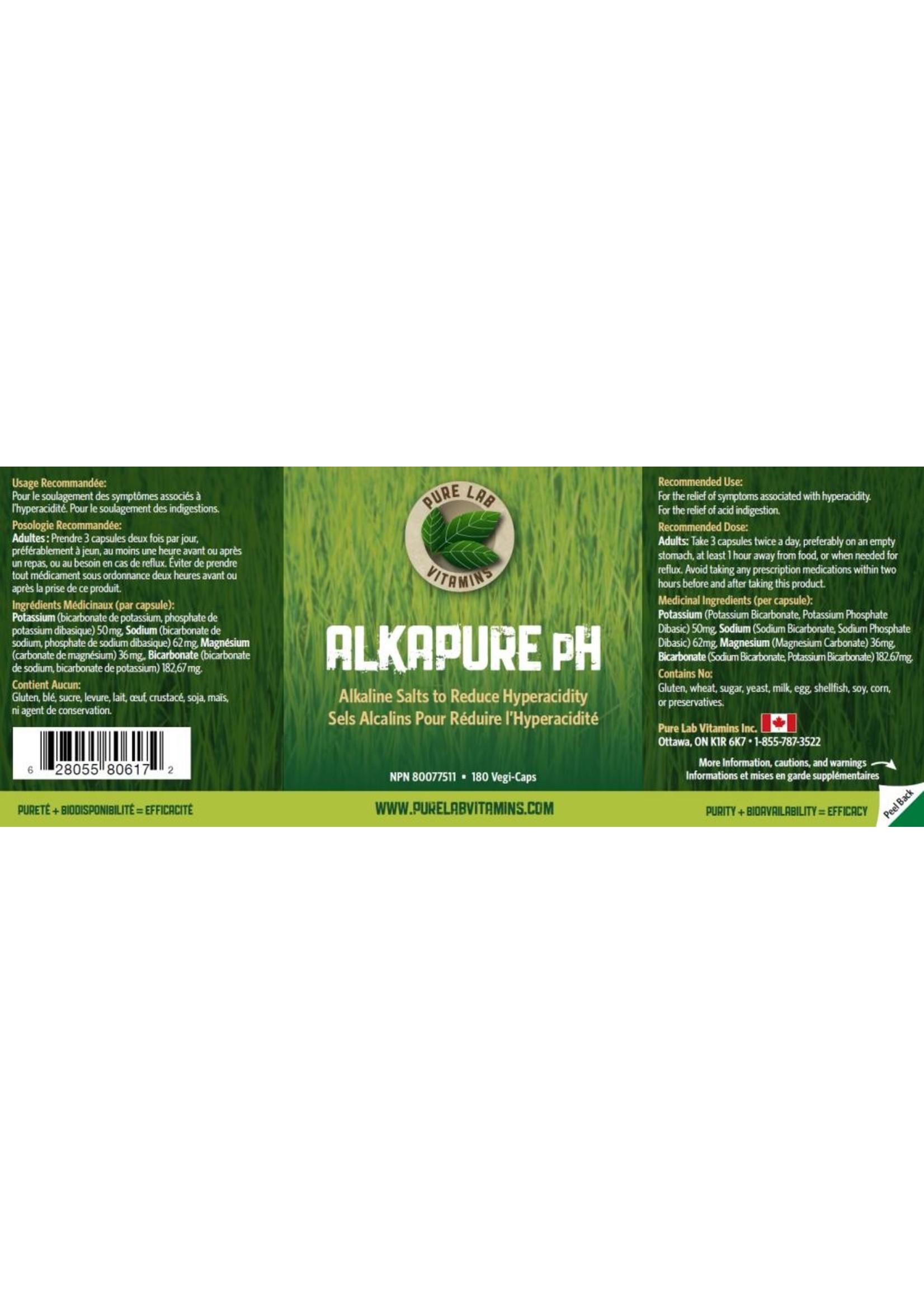 Pure lab Pure Lab AlkaPure pH