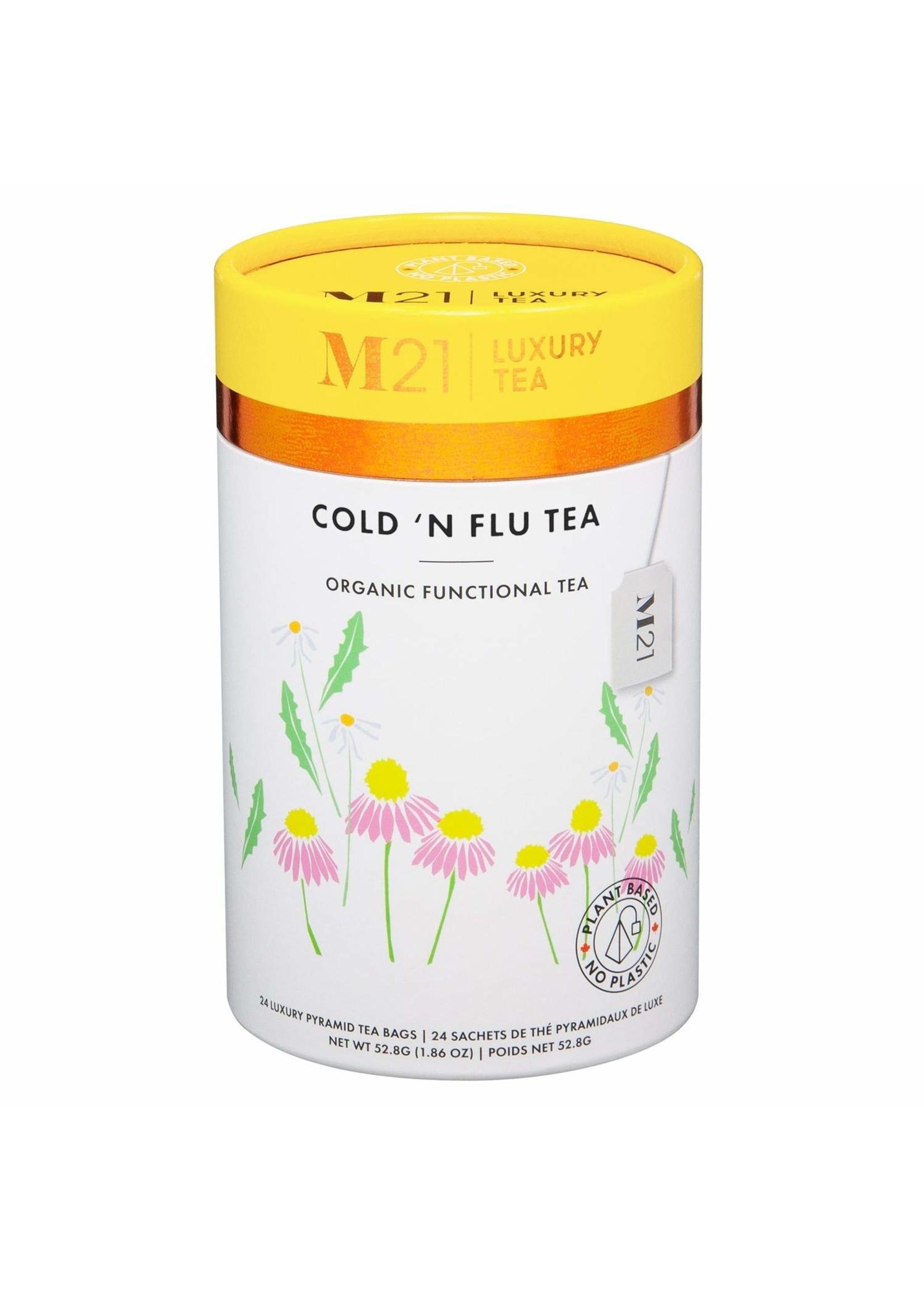 Metropolitan Tea M21 Luxury Tea-Cold' N Flu Tea