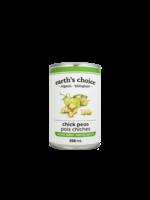 Earth's Choice Organic CHICKPEAS 398ml