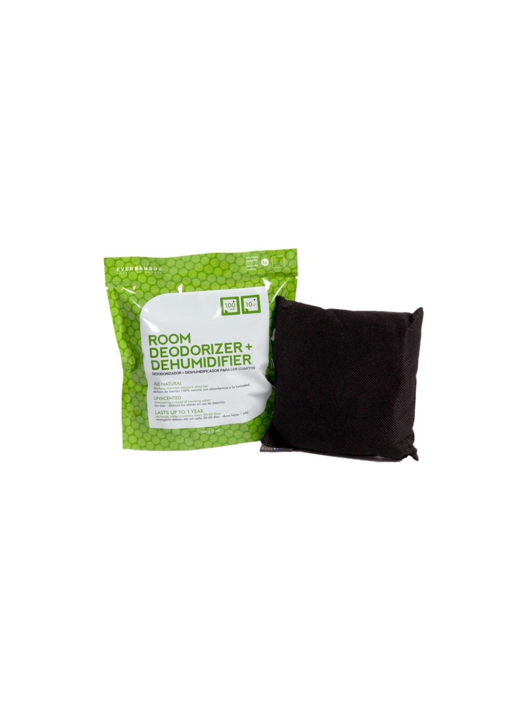 Ever BambooRoom Deodorizer + Dehumidifier Loose