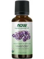 Now Now Organic 100% Pure Lavender Oil 30ml