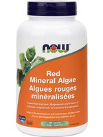 Now Now Red Mineral Algae Calcium (Aquamin) 180 caps
