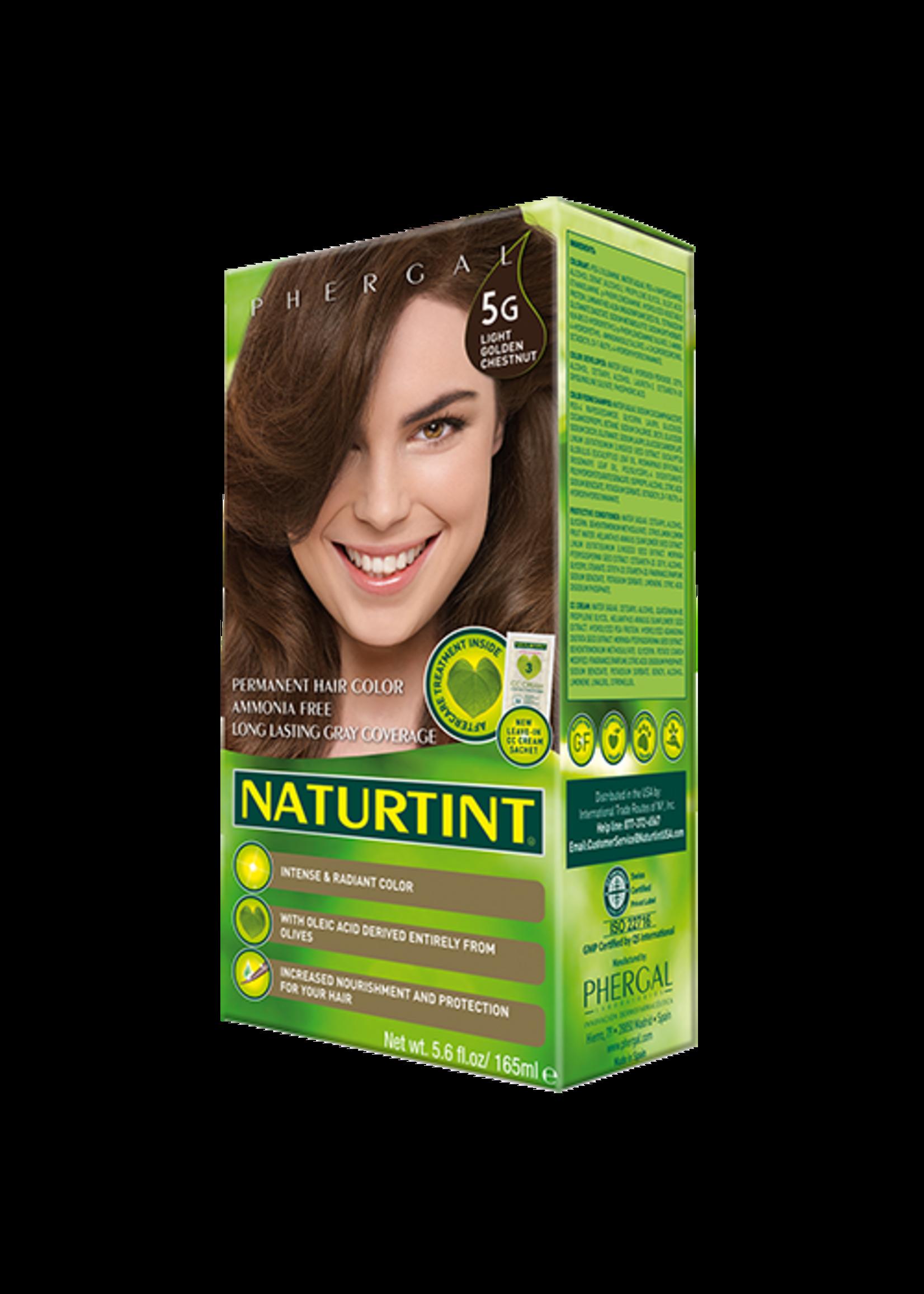 Naturtint 5G (Light Golden Chestnut)