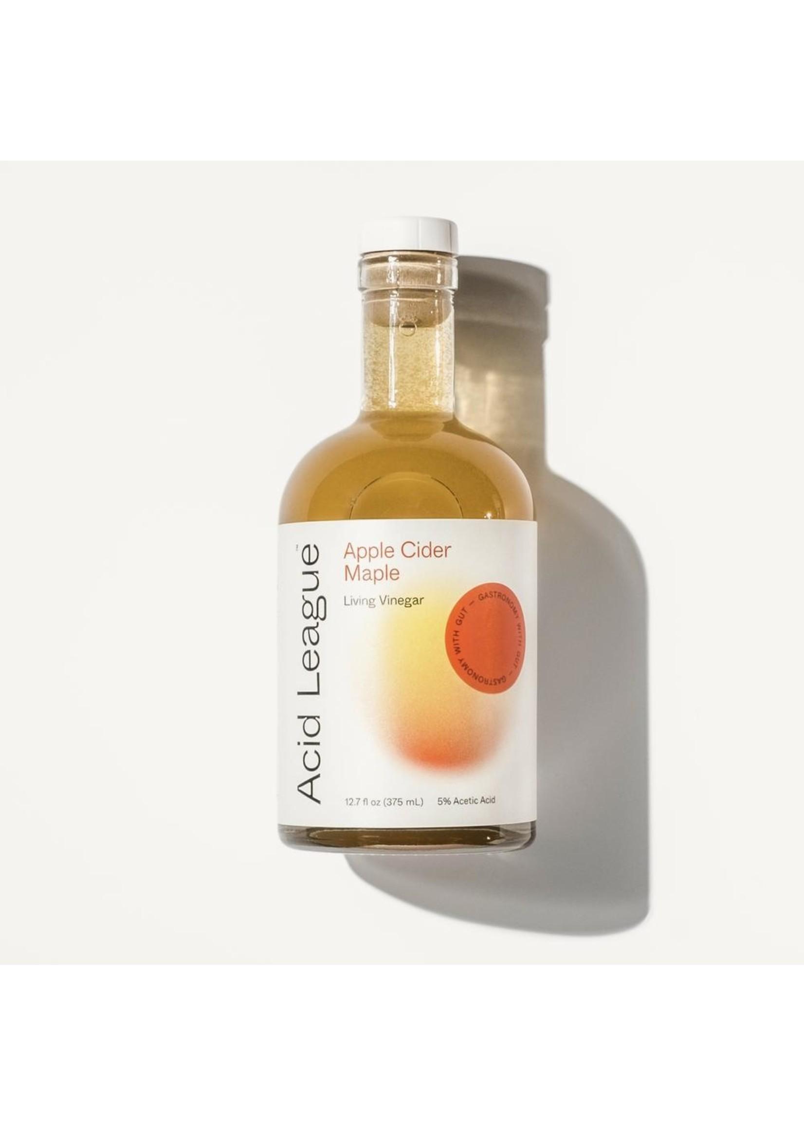 Acid League APPLE CIDER MAPLE Living Vinegar