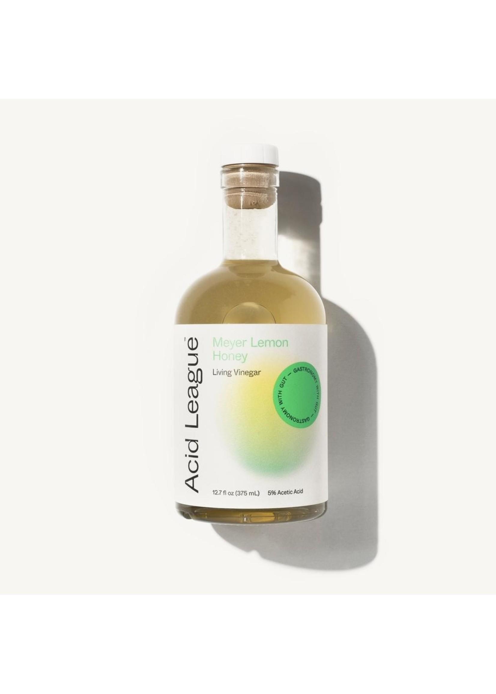 Acid League HONEY MEYER LEMON Living Vinegar