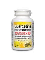 Natural Factors Quercetin LipoMicel Matrix 60 softgels