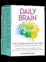 3 Brains 3 Brains Daily Brain 30 packets