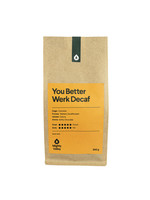 Mighty Valley Mighty Valley Coffee You Better Werk  Organic Decaf 340g