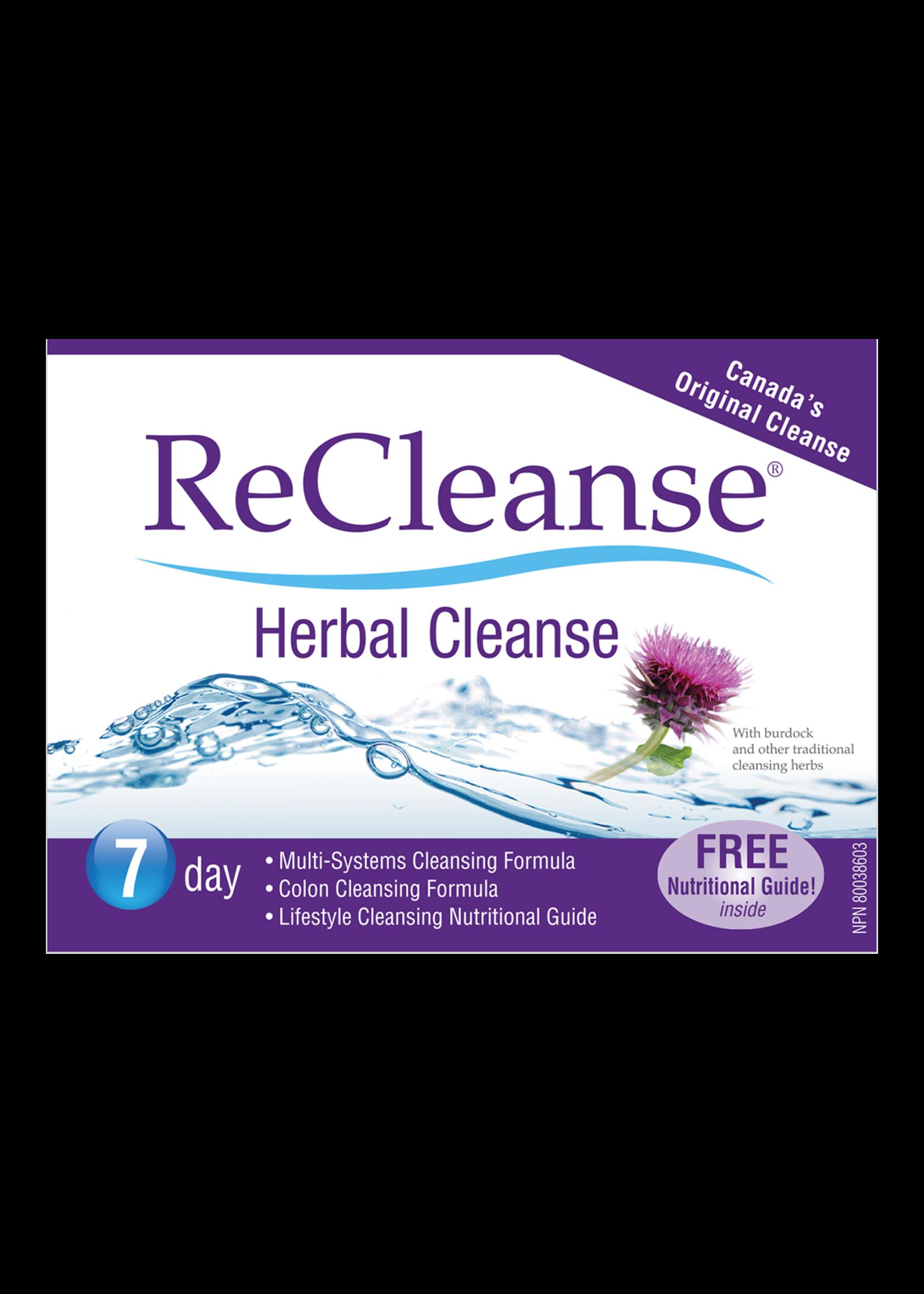 Prairie Naturals  ReCleanse 7 Day Herbal Cleanse Kit