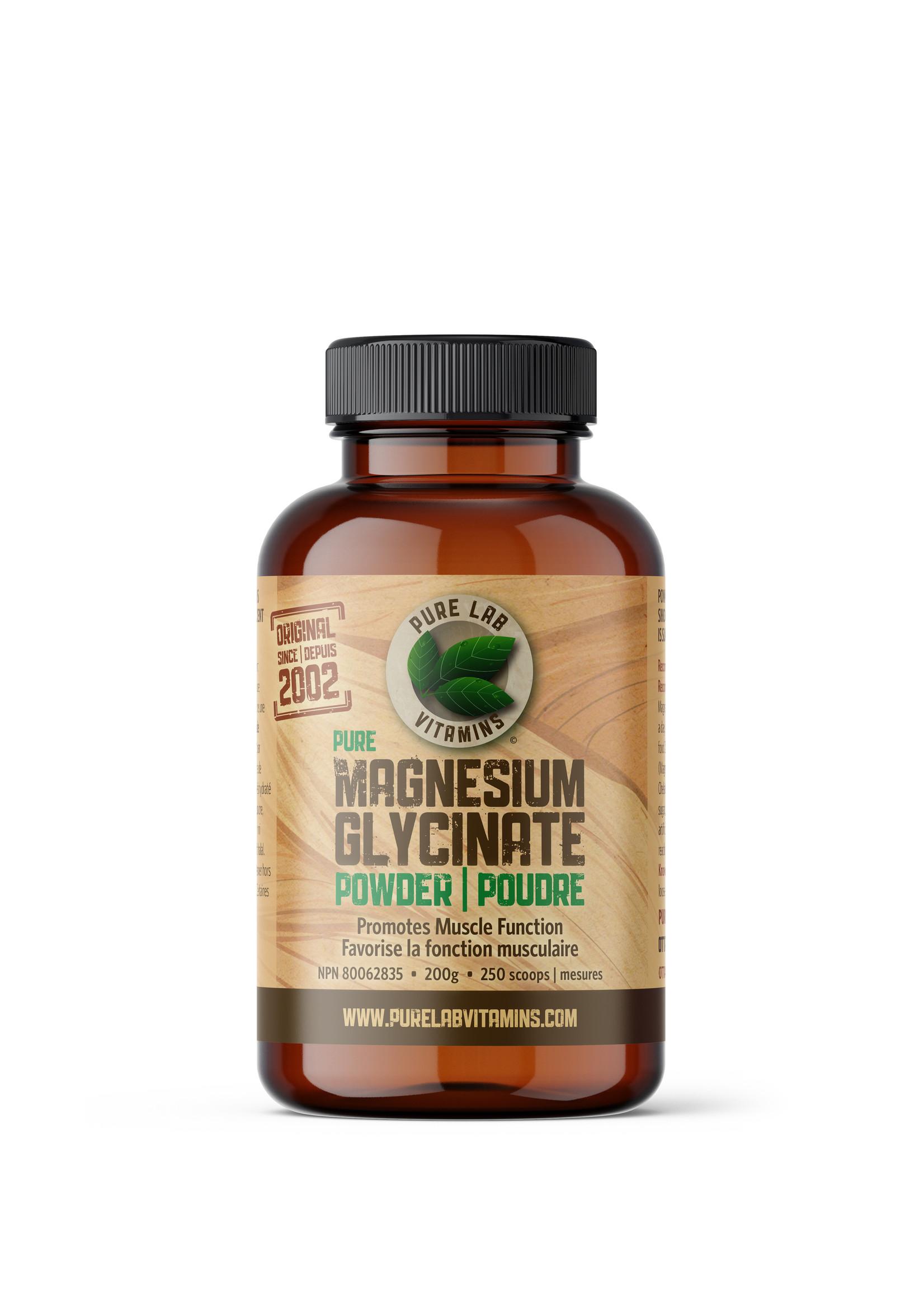 Pure lab Pure Lab Magnesium Glycinate Powder