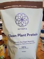 Niyama Yoga Wellness Niyama Wellness Plant Based Chocolate Protein 848g