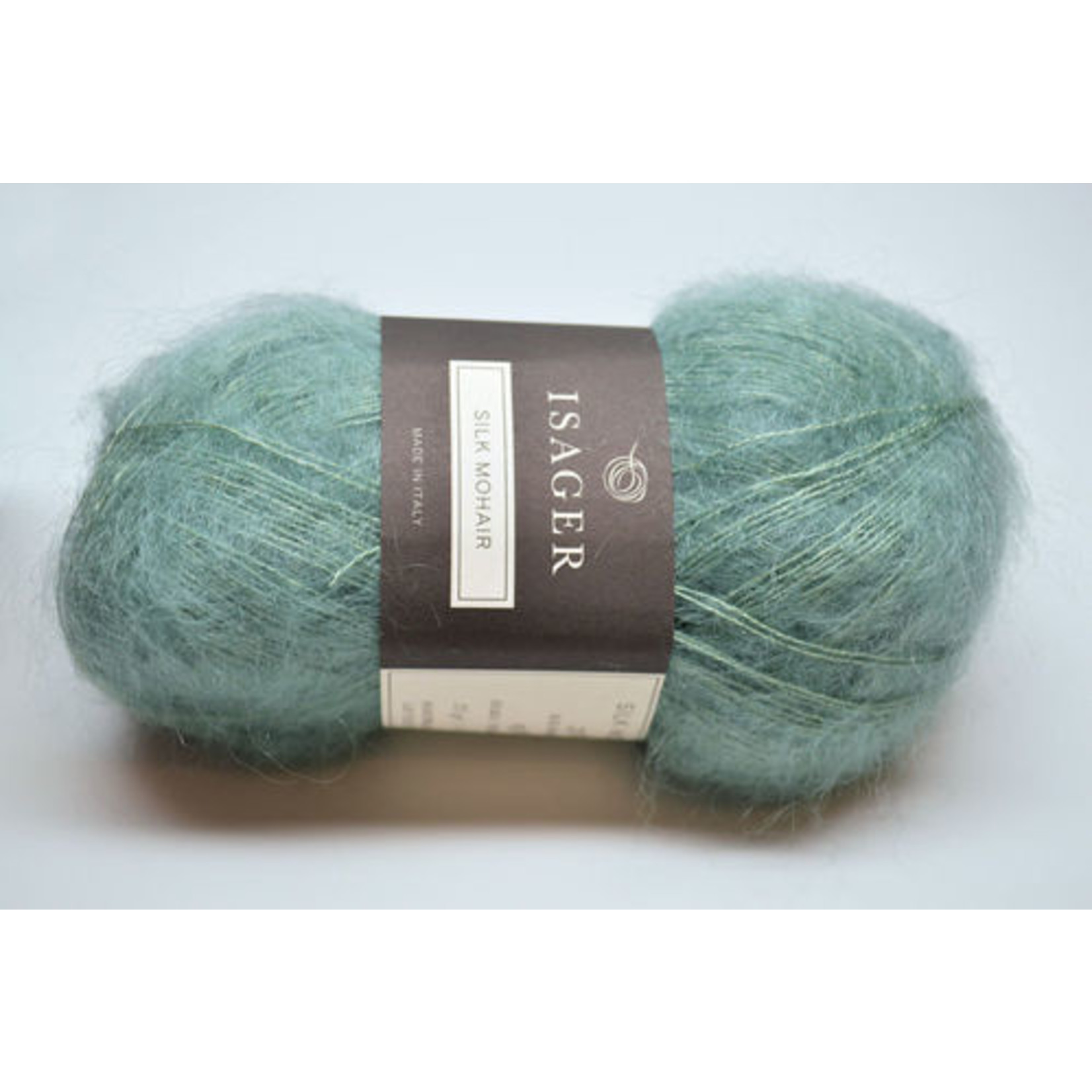 Tutto Isager Isager Silk Mohair, 67, Sage