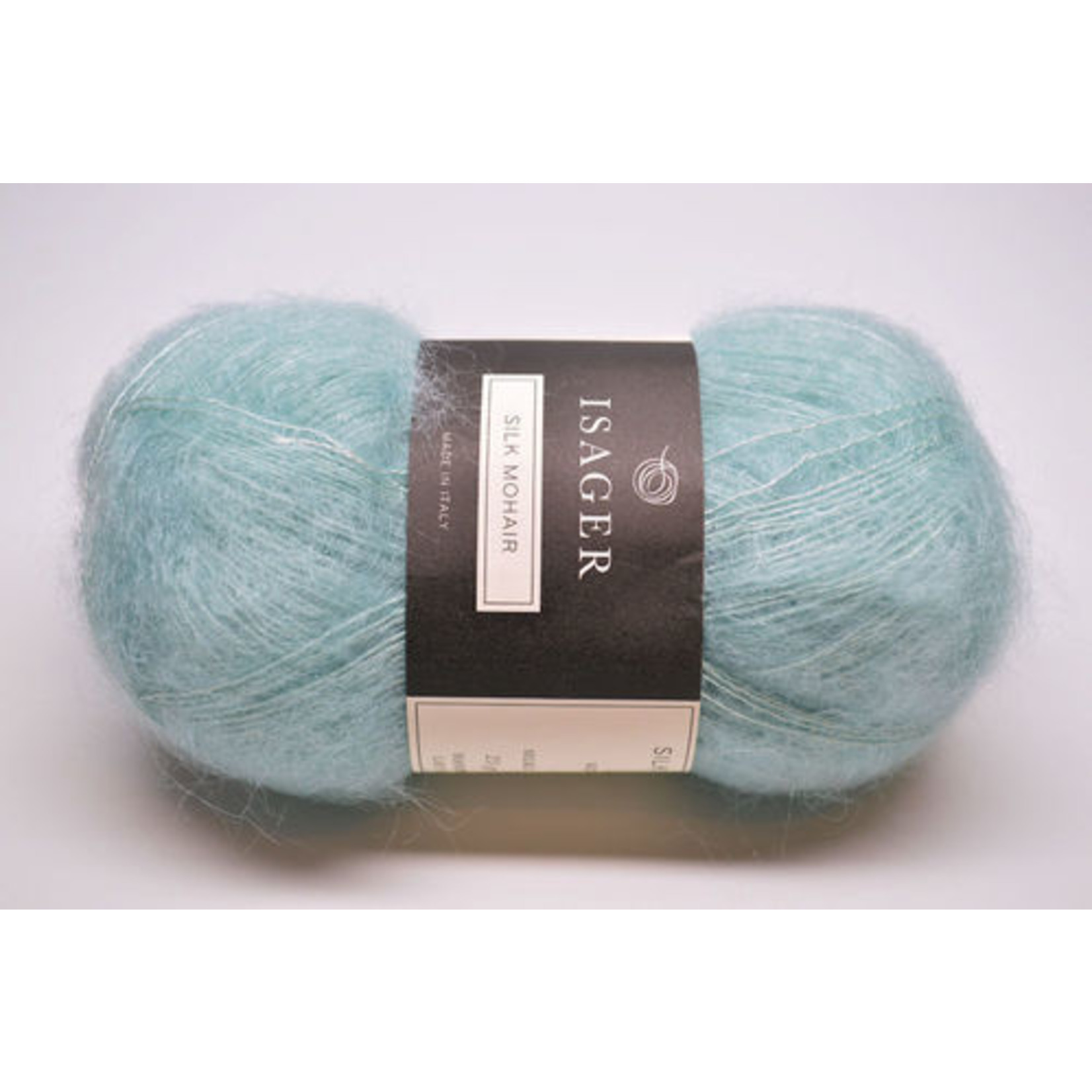 Tutto Isager Isager Silk Mohair, 66, Mint