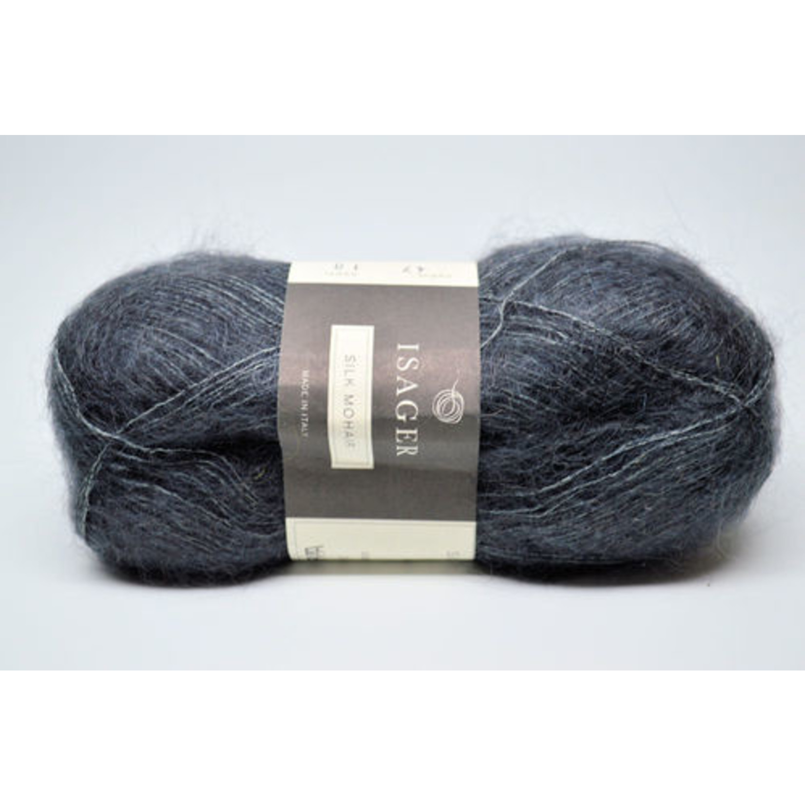 Tutto Isager Isager Silk Mohair, 47, Slate