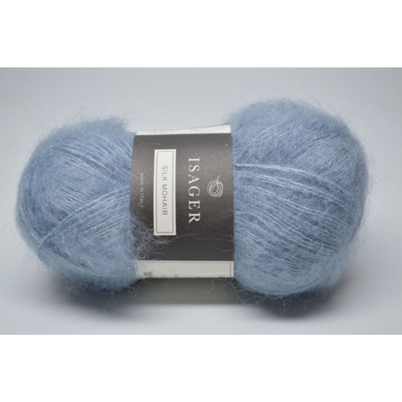Tutto Isager Isager Silk Mohair, 41, Light Blue