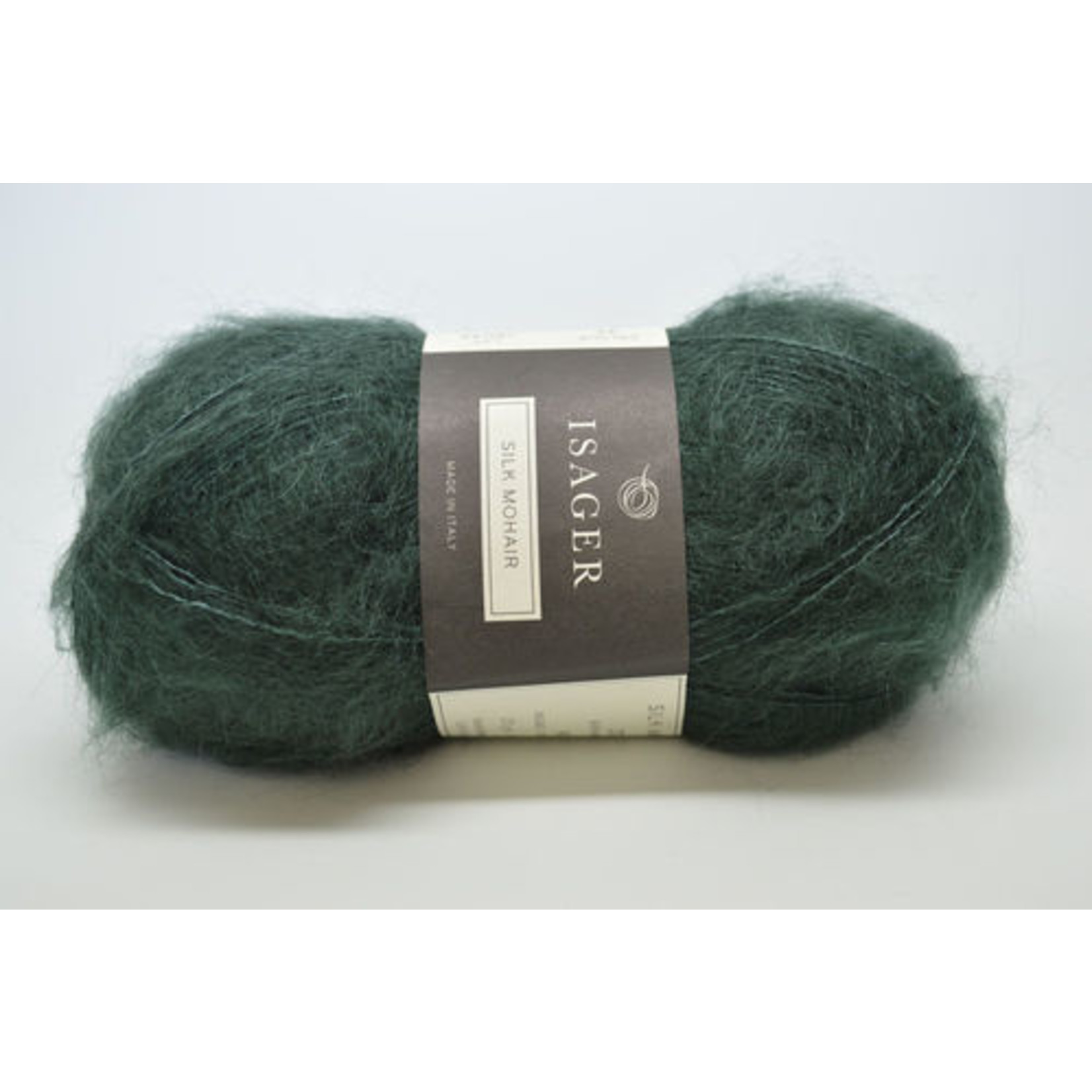 Tutto Isager Isager Silk Mohair, 37, Hunter Green