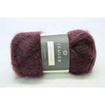 Tutto Isager Isager Silk Mohair, 36, Wine
