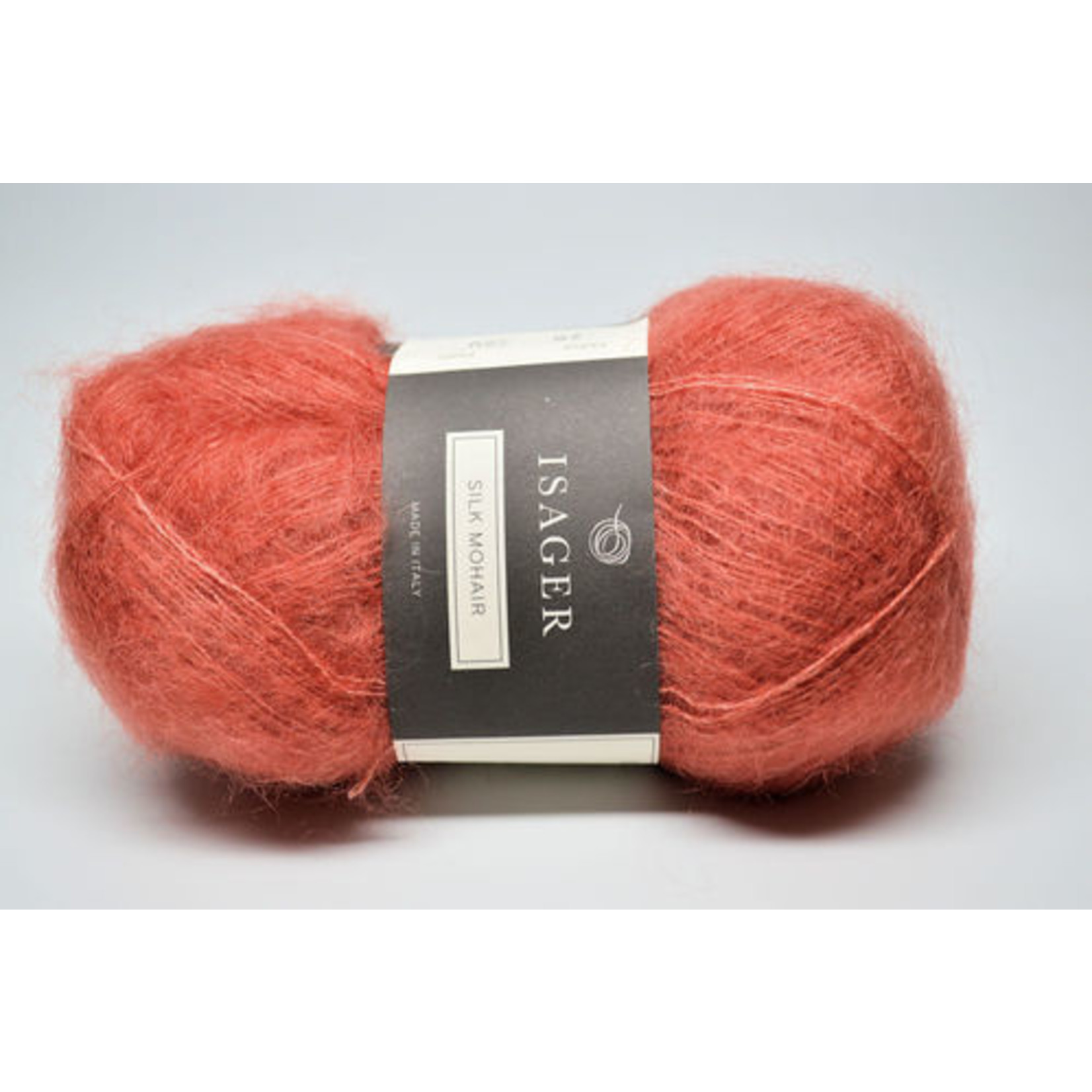 Tutto Isager Isager Silk Mohair, 28, Coral