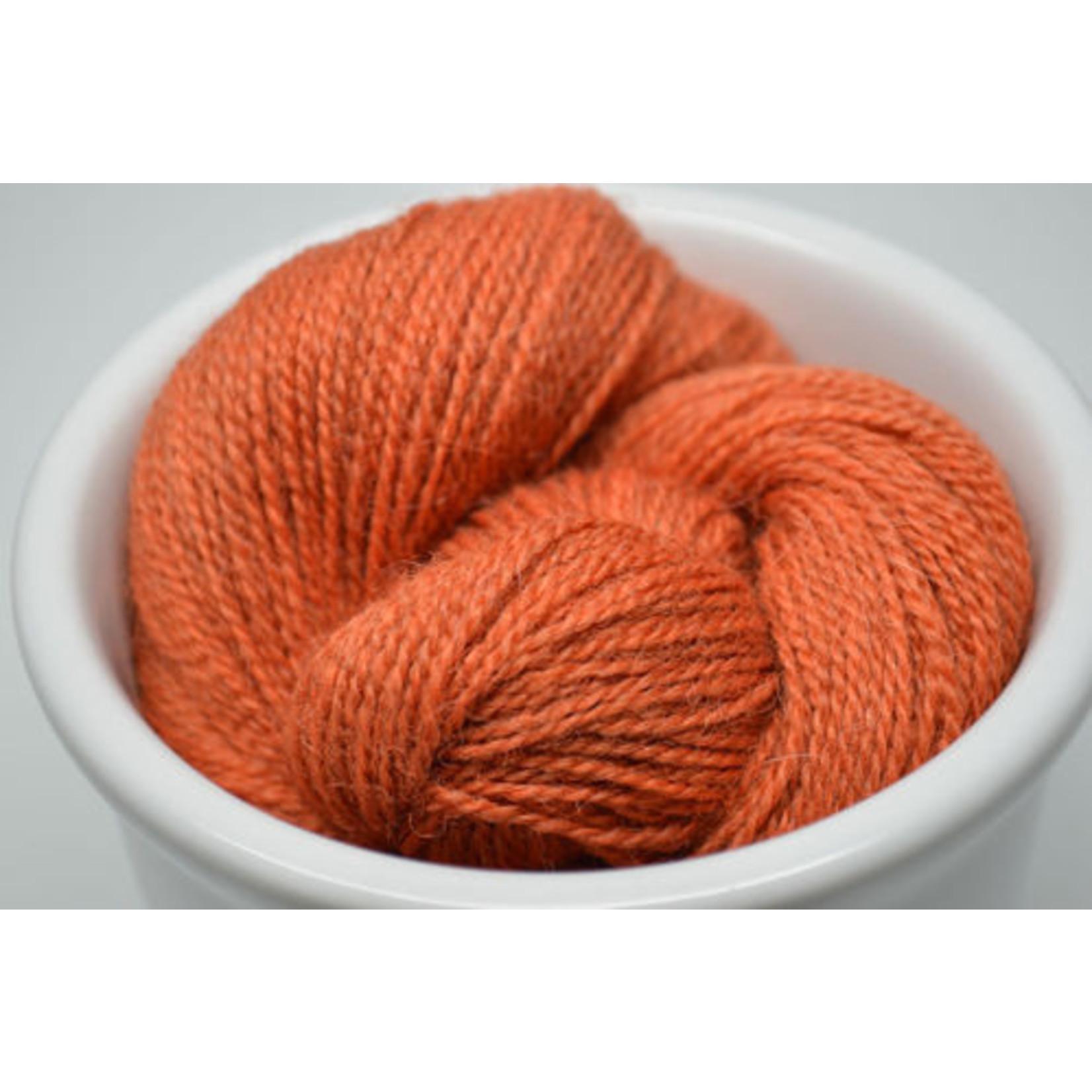 Tutto Isager Isager Alpaca 2, A2 24, Orange