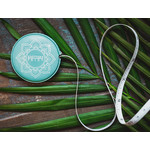 Knitter's Pride Mindful, Teal Retractable Tape Measure