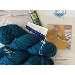 Stix Socks Kit, Rios, Teal Feather