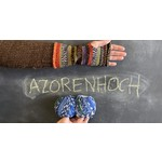 Easy Striped Mitts Kit, Azorenhoch